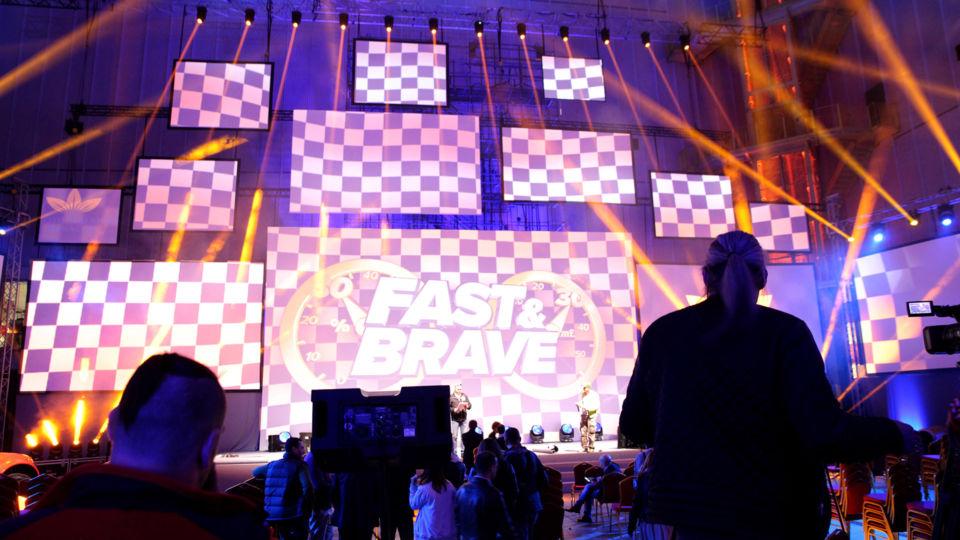 FAST& BRAVE