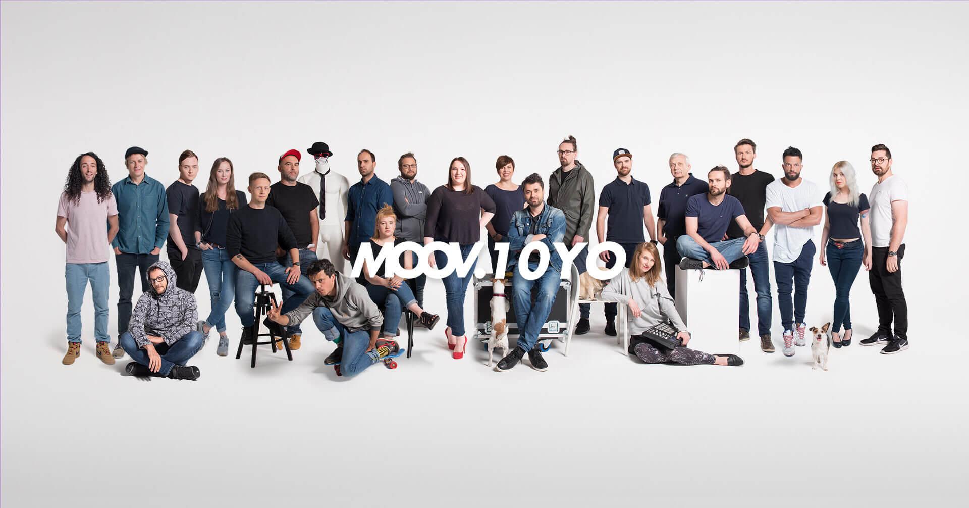 Moov zespół